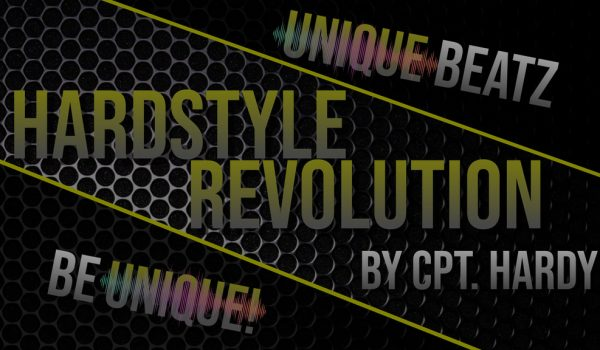 HARDSTYLE REVOLUTION BY CPT. HARDY